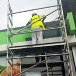 commercial roofing bury